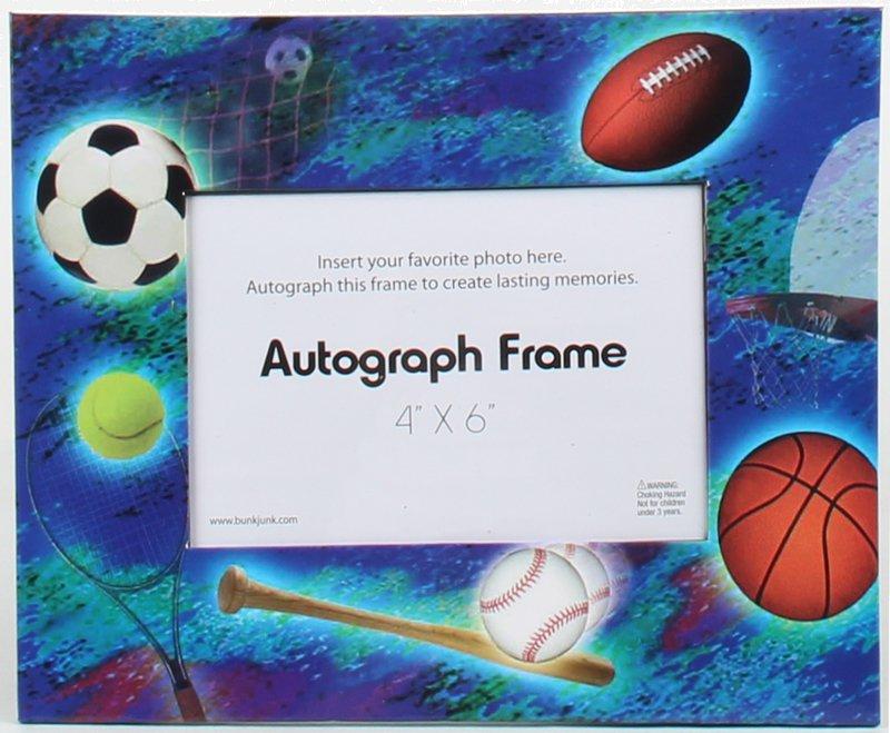 Sports Autograph Frame - ITEM #BJ416