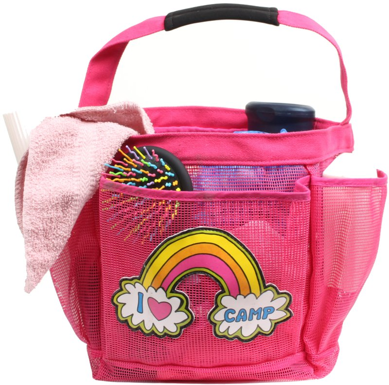 Rainbow Shower Caddy - ITEM #BJ777