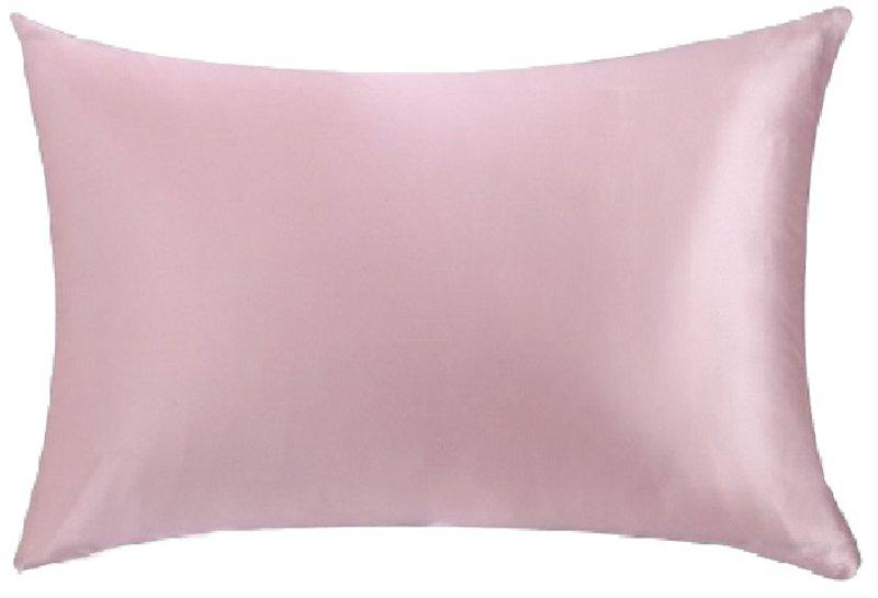 Hidden Zipper Satin Pillowcase Standard Size Item Spc
