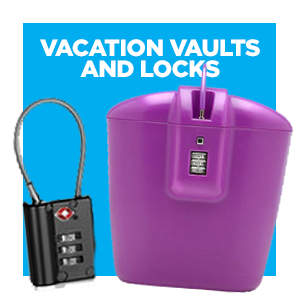 Vacation Vault Locks